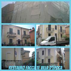 Restauro architettonico Villa, Car, Automobile, Vehicles, Fork, Cars, Villas, Mansions