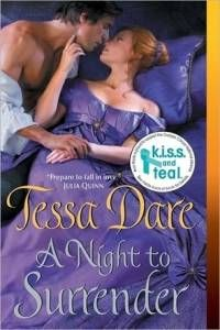 Author: Tessa Dare  Publisher: Avon    Release Date: August 2011  ISBN: 9780062049834    Book 1 of Spindle Cove  Book Genre: Historical Romance