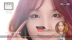 MAKEUP KOREA - IDOL MAKEUP RECIPE || MAKEUP KOREA  Tae yeon HD