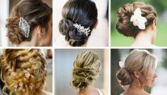 25 Wedding Updos That Are Anything But Uptight