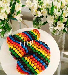Mais um bolo do Antônio Tranchesi