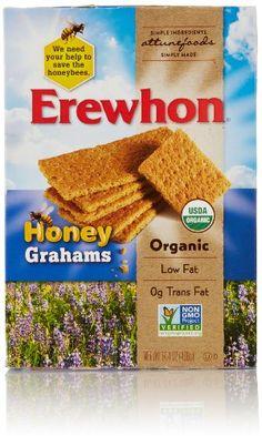 Erewhon Organic Honey Grahams 14 4 Oz Http