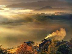 Rodopi Mountains, North Trace, Greece