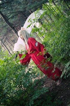 Inuyasha I should do this cosplay