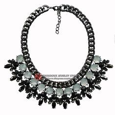 Find More Choker Necklaces Information about 2014 NEW fashion necklace collar bib Necklaces & Pendants costume statement necklace pendant choker Necklaces jewelry for women,High Quality Choker Necklaces from Shourouk Jewelry store on Aliexpress.com