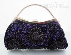 US$42.99 Delicate Lady's Silk and Beads Evening HandbagsSilkWedding Handbags(4Colors). #Bags #Delicate #and #Evening