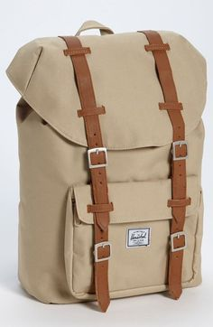 0801c8632a Herschel Supply Co.  Little America - Medium  Backpack available at   Nordstrom Mesh