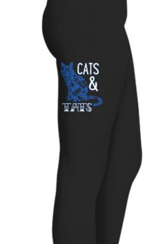 Cats n Tats Leggings Love tattoos and cats? You'll love these leggings!  Check them out here: https://pussywithattitude.com/collections/leggings/products/cats-and-tats-leggings