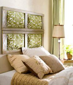 Wenn Ihr Schlafzimmer Kein Außergewöhnliches Design Hat, Möchten Sie Das  Wahrscheinlich ändern? Sie Können Damit Beginnen, Ein Originelles Kopfteil  Zu