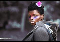 Another kind of Alice  Photo & editing: Cristian Popa  Styling: Maia Oncescu & Catalina Kovacs Model: Usiku Virginia MUA: Irina Cajvaneanu   #makeup #aliceinwonderland #glitter #fantasymakeup  #styling