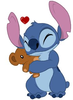 stitch knows love