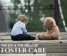 The challenges of being a foster parent