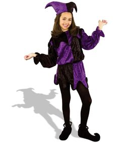 Jester Costumes for Women | Costumes → Kids Costumes → Jester costume → Jester Kids Costume
