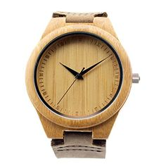 Elegant Wooden Wacth Natural Wood Dial Genuine Leather Box Packing Wooden watch http://www.amazon.com/dp/B00S9O08FG/ref=cm_sw_r_pi_dp_ADmbwb0QE5588