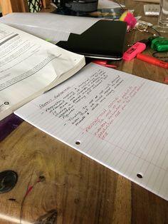 Study mayhem!