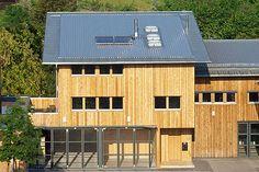 Zimmerei Fleck | Leistungsangebot - Holzhausbau