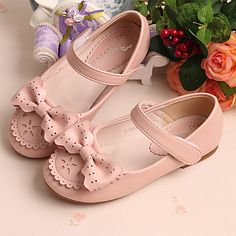 Girls' Shoes Dress Casual Comfort Round Toe Leather Flats Shoes More Colors Available 5161681 2016 – $31.99