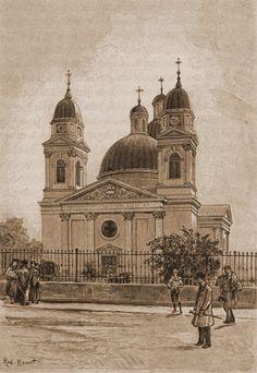 Cernăuţi, Catedrala ortodoxă
