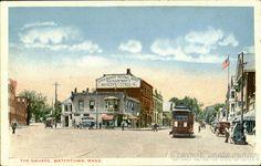 Watertown,Ma | The Square Watertown Massachusetts