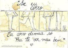 Por Isso Eu Corro Demais - Adriana Calcanhotto (Compositor: Roberto Carlos)