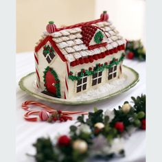 EZ Tips for Making Great Gingerbread Houses | eHow