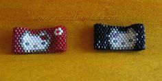 new pattern!!! kitty!!!! - Beading Daily