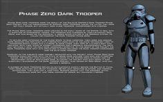 Phase Zero Dark Trooper tech readout [New] by unusualsuspex.deviantart.com on @DeviantArt