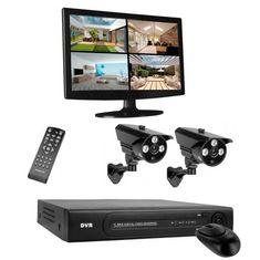 #HD #Videoüberwachungssystem #Sicherheit #Überwachung #Haus #Wohnung #Alarmsystem Security Surveillance, Surveillance System, Radios, Wireless Home Security Systems, Internet Explorer, Home Safety, Hd Video, Quad, Home
