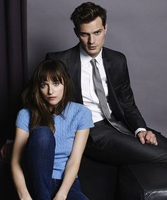 Fifty Shades Of Grey Movie Pictures Are Here! #refinery29