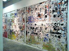 Contemporary Abstract Art, Modern Art, Mark Bradford, Arts Ed, Mark Making, Mixed Media Collage, Art Google, Photo Wall, Urban Life