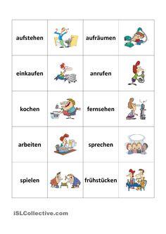 German Resources, Deutsch Language, Germany Language, Deaf Children, German Language Learning, Learn German, Learning Resources, Memories, Teaching