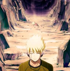 Laxus *o* Too much sexiness is getting really unhealthy for me ;)) XD