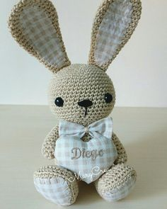 Coniglietto personalizzato