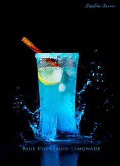 Blue Cinnamon Lemona