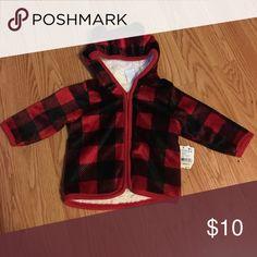 6-9m coat Has bear ears new with tags Jackets & Coats