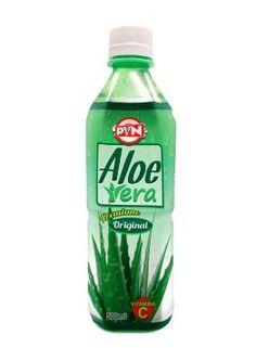 Refresco con aloe vera PYN, de la compañía Teseo Industria y Comercio S.L, saborizada con jugo de aloe vera al 8%