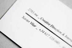 2783 - Brand Identity by Federico Landini, via Behance
