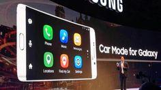 Samsung lanceert nieuwe smartphone-app voor automodus