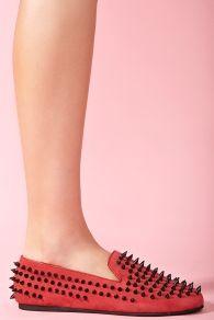 Hellraiser Loafer - Red