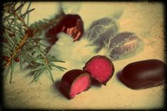 You searched for szaloncukor - Nassolda Hungarian Recipes, Greens Recipe, Christmas Candy, Truffles, Special Occasion, Sweets, Homemade, Advent, Cakes