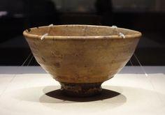 Tea bowl, Ido-type, known as Kizaemon National Treasure
