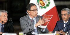 Martín Vizcarra Plan anticorrupción de la CAN nos marca la hoja de ruta