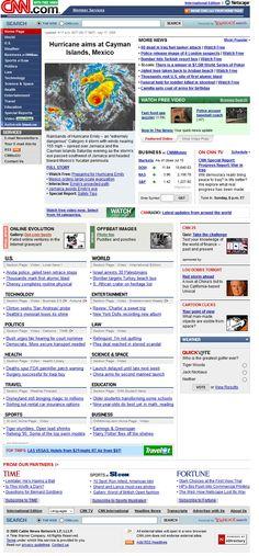 Video News, Design Museum, Timeline, Evolution, Web Design, Politics, Science, Entertaining, Technology