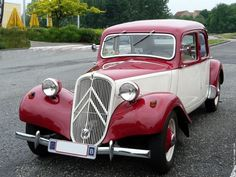 TN Citroen RB. So cool! so beautiful!