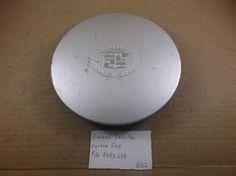 "00-05 Cadillac Deville Painted OEM Center Cap 16"" P/N 9593259 Small emblem B22 #Cadillac"