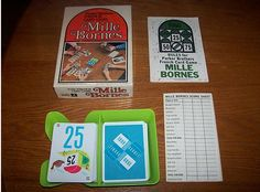 Played this a lot in the 70s and 80s.