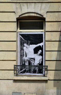 Street Artist Levalet