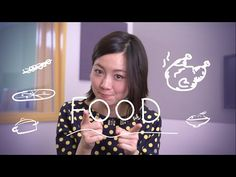 Weekly Japanese Words with Risa - Food - YouTube