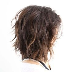 The 48 Best Medium-Length Hairstyles to Steal For Yourself - Medium Loose Chocolate Locks - The Best Medium-Length Hairstyles and Haircuts For Thick Hair. These Tutorials Are For Women Looking For An Easy Undo or A Hair Style With Bangs Or With Layers. Check Out The Tutorials On Long Bobs Or For Curly and Fine Hair. These Medium-Length Hairstyles and Haircuts Will Work For Round Faces As Well. Try These If You Have Blonde Hair, Brunette Hair, Just Got Highlights Or A Balayage…