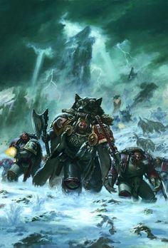 Norsemen Warriors